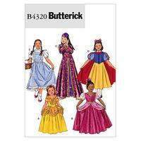 Children's/Girls' Costume-CHILD (2-3) (4-5)