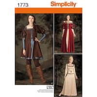 Misses' Costume-6-8-10-12-14