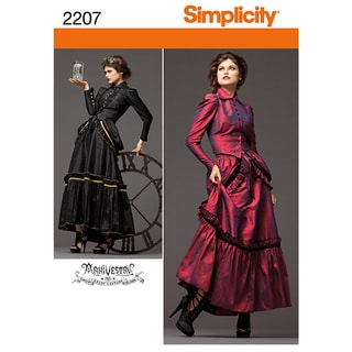 SIMPLICITY CRAFTS COSTUMES-14-16-18-20
