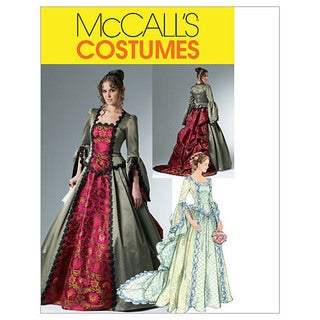 Misses' Victorian Costume-14-16-18-20