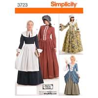 SIMPLICITY MISSES COSTUMES-14,16,18,20,22