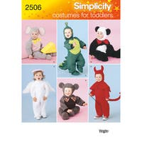 Simplicity Crafts Costumes-1/2-1-2-3-4