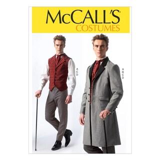 Men's Costumes-S(34-36) M(38-40) L(42-44) XL(46-48) XXL