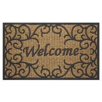 Achim Coco Vines Welcome Mat (18 x 30)