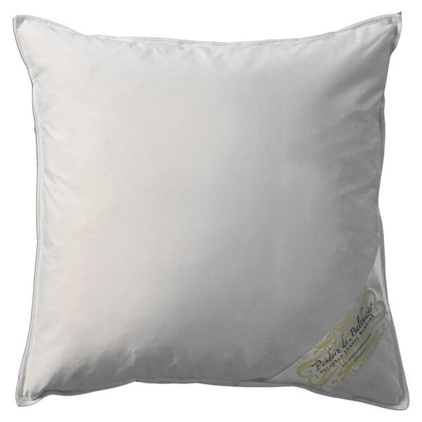 Pandora de Balthazar Euro Square Hungarian Goose Feather Fill Pillow