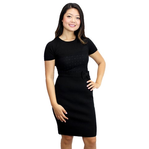 Relished Black Trina Dress