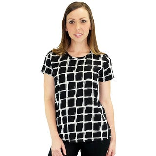 Relished Women's Contemporary 'Make it Happen' Blouse