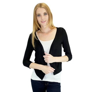 Relished Women's Contemporary Kandice Black Cardigan