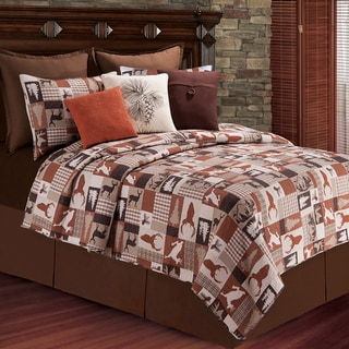 Black Bear Quilt Set Prices Deals Amp Reviews 953194