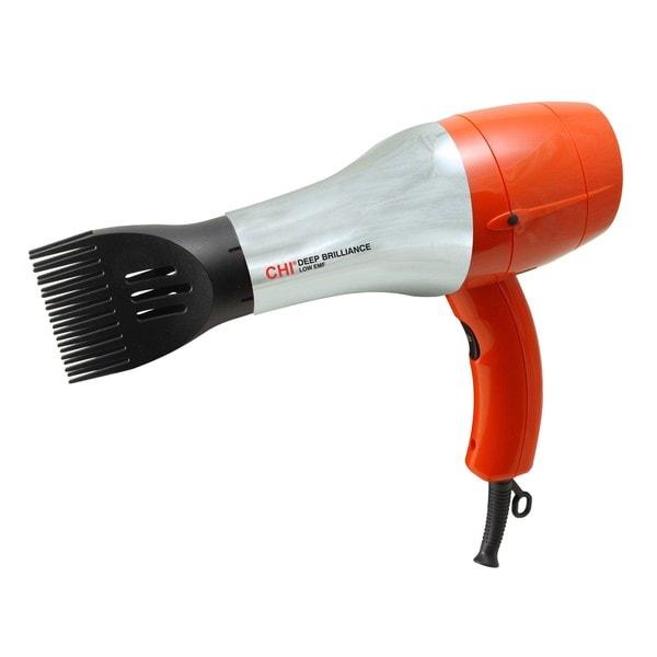 CHI Deep Brilliance Orange Hair Dryer