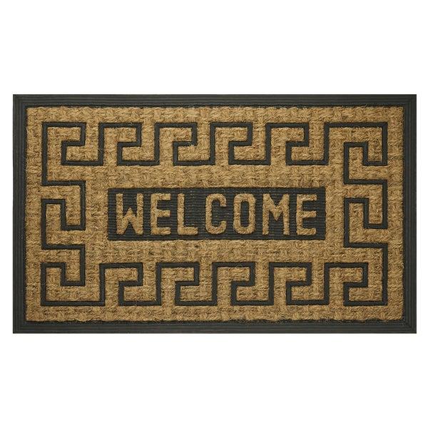 Achim Welcome Key Coco Door Mat (18 x 30)