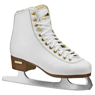 Alpine 900 Women's Traditional Figure Ice Skate (Option: 10)