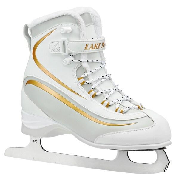 Lake Placid Everest Women's Soft Boot Figure Ice Skate