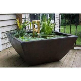 Patio Water Garden Planter https://ak1.ostkcdn.com/images/products/10540065/P17621055.jpg?impolicy=medium