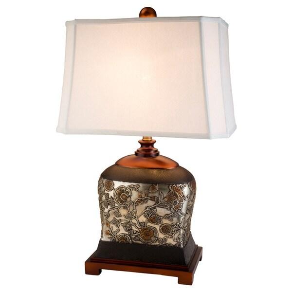 Hoya Polyresin Table Lamp