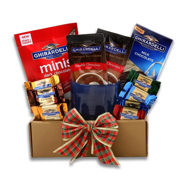 Alder Creek Ghirardelli Favorites Sampler Gift Box