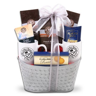 Alder Creek Coffee Bean and Tea Leaf Signature Gift Basket