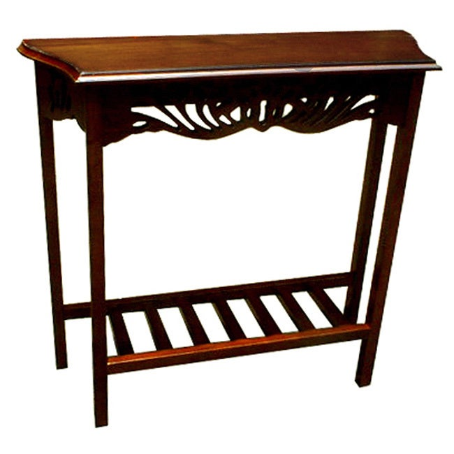 Handmade D Art Serenity Entrance Console Table (Indonesia)