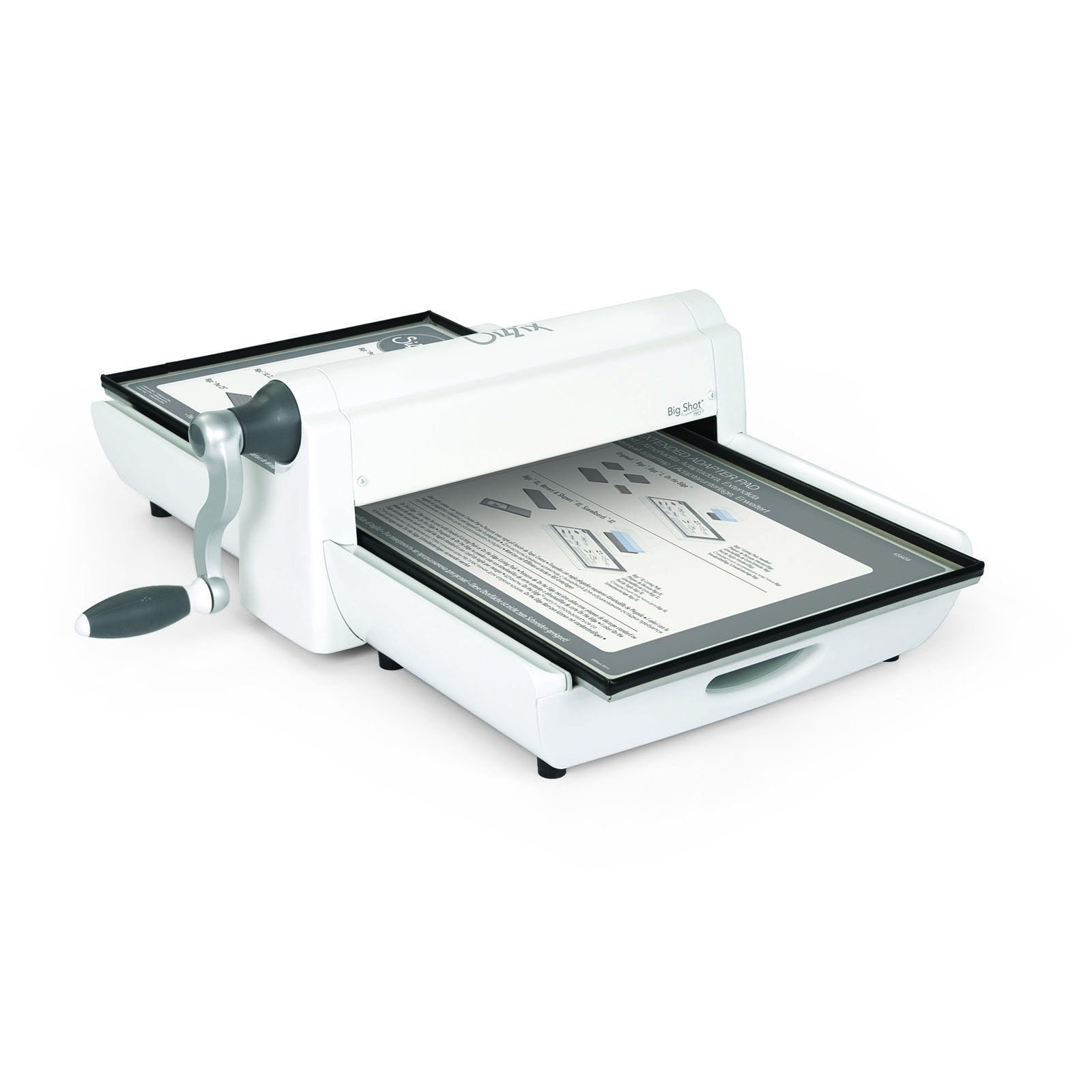 Sizzix Big Shot Pro Die Cutting and Embossing Machine wit...