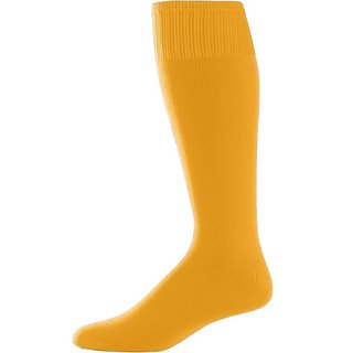 Gold Adult Sport Socks