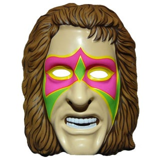WWE Ultimate Warrior PVC Mask