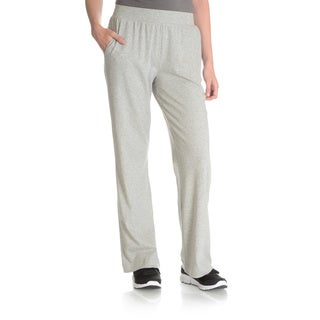 Joan Vass Women's Easy Pants with Pockets