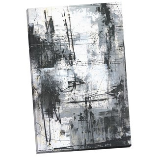 Portfolio Canvas Decor 'Eccentric' Carney 24-inch x 36-inch Wrapped Canvas Wall Art