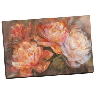 Portfolio Canvas Decor 'First Blush' Carson 24-inch x 36-inch Wrapped Canvas Wall Art