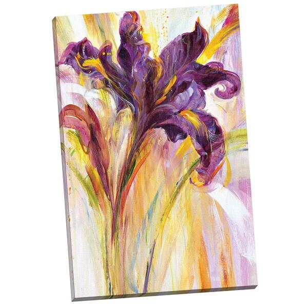 Portfolio Canvas Decor \'Happy Splash IV\' Carson 24-inch x 36-inch ...