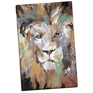 Portfolio Canvas Decor 'Soft Safari III' Frank Parson 24-inch x 36-inch Wrapped Canvas Wall Art