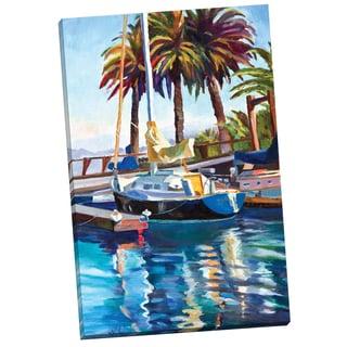 Portfolio Canvas Decor 'Sausalito Tarot' Kay Carlson 24-inch x 36-inch Wrapped Canvas Wall Art