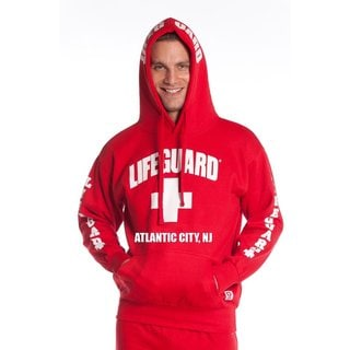 Official Lifeguard Men's Atlantic City Hoodie
