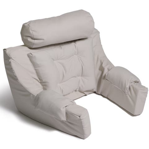 Deluxe Bed Lounger Reading Cushion