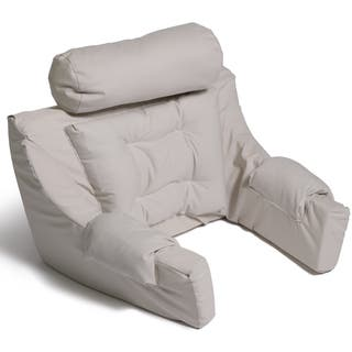 Deluxe Bed Lounger Reading Cushion|https://ak1.ostkcdn.com/images/products/10541670/P17622303.jpg?impolicy=medium
