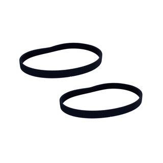 Hoover-compatible Platinum Poly V Serpentine Belts (Set of 2)