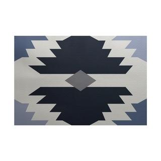 Mesa Geometric Print Rug (3' x 5')