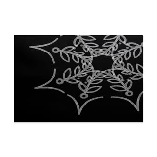 Web Art Holiday Print Rug (4 x 6')