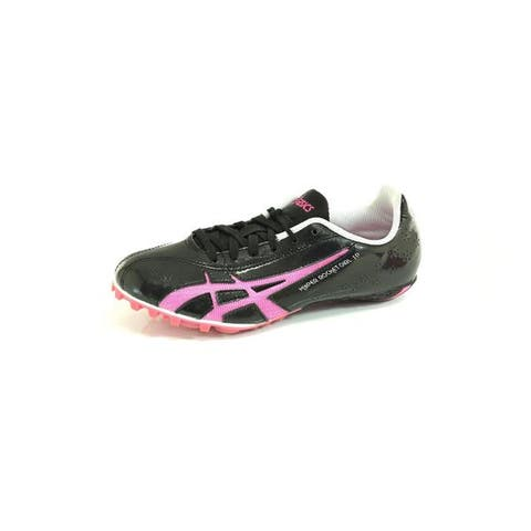 ASICS G953Y 9021 Womens Hyper Rocket Girl SP3 Track Spikes Black & Raspberry by  Great price