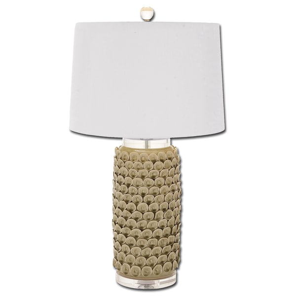 Carmel Handcrafted Ceramic Table Lamp