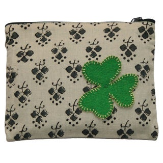 Trinity Green Coin Pouch (India)