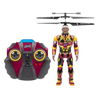 NBA RoboJam LeBron James 3.5-channel IR RC Helicopter