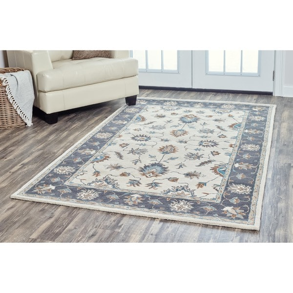 Shop Arden Loft Crown Way Natural Charcoal Grey Oriental