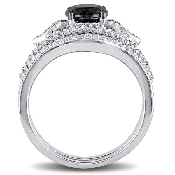 Size-9.25 Diamond Wedding Band in 14K White Gold G-H,I2-I3 1//10 cttw,