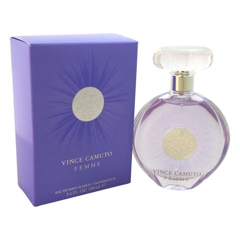 Vince Camuto Femme Women's 3.4-ounce Eau de Parfum Spray - Clear
