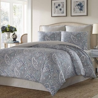 Stone Cottage Lancaster 4-piece Cotton Sateen Comforter Set