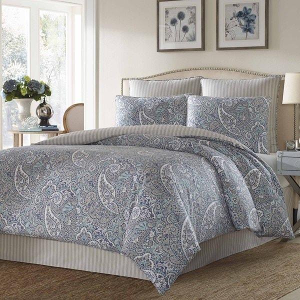 Stone Cottage Lancaster 4-piece Cotton Sateen Comforter Set