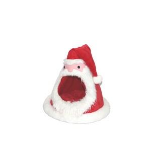Santa Claus Pet Cozy House