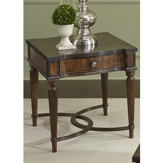 Regent Park Cherry End Table