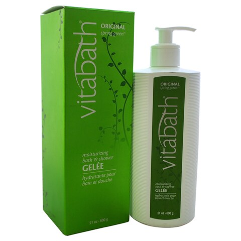 Vitabath Original Spring Green Moisturizing 21-ounce Bath & Shower Gel