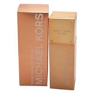 Michael Kors Rose Radiant Gold Women's 1.7-ounce Eau de Parfum Spray